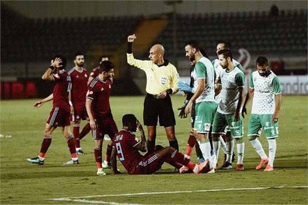 مشاهدة مباراة بيراميدز والمصري البورسعيدي