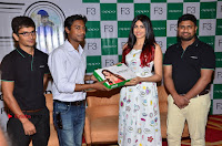 Bollywood Actress Adah Sharma Pos in White Printed Short Dress at OPPO F3 Plus Selfie Expert Mobile Launch .COM 0078.jpg