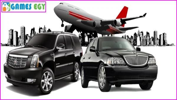خدمات شركات ليموزين المطار