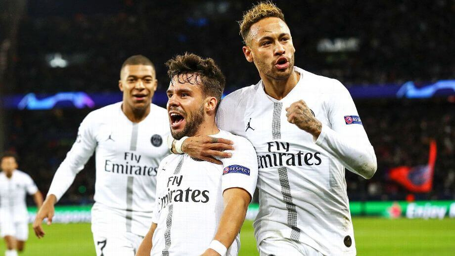 Paris Saint-Germain grab crucial win to leave Liverpool in trouble