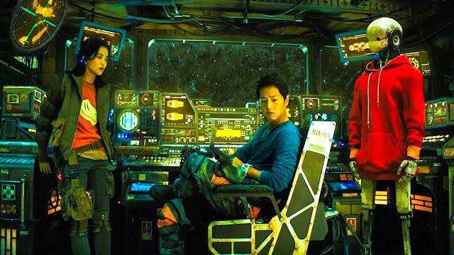 Space Sweepers Full Movie Eng Sub; Space Sweepers 123movies