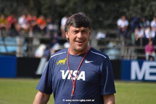 Sudamérica Rugby incorpora a Daniel Hourcade