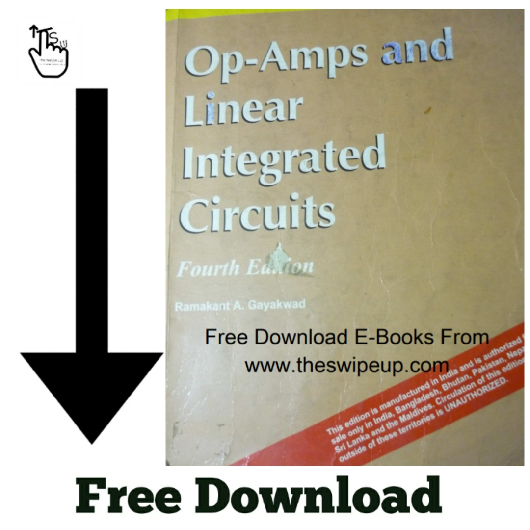 Op Amps and Linear Integrated Circuits 21th Edition