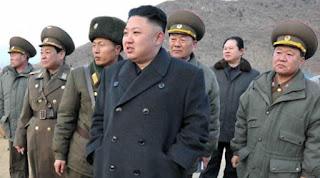 Korea Utara:Korut Klaim Sukses Lakukan Uji Coba Mesin Roket