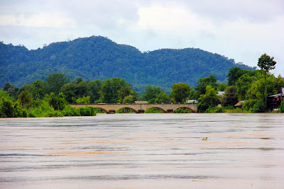 The 4000 Islands of the Mekong (Laos)