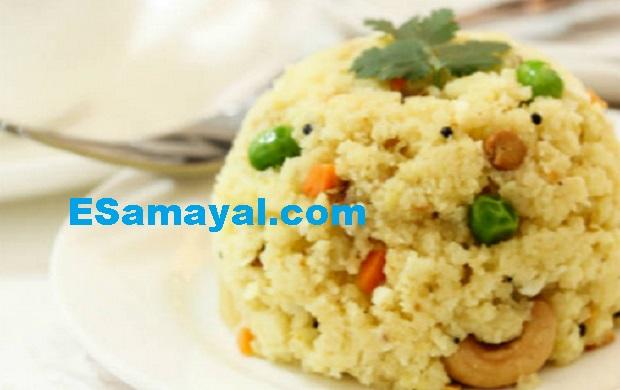 கினோவா உப்புமா செய்முறை | Quinoa Upma Recipe !