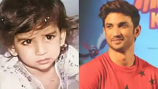 Sushant Singh Rajput Childhood picture shared by Sister Shweta Singh Kirti