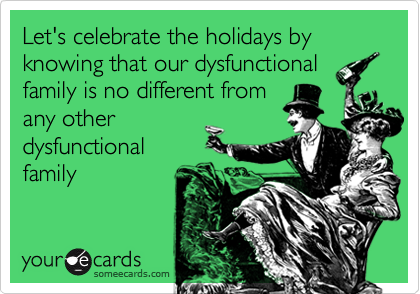 dysfunctional families review of
