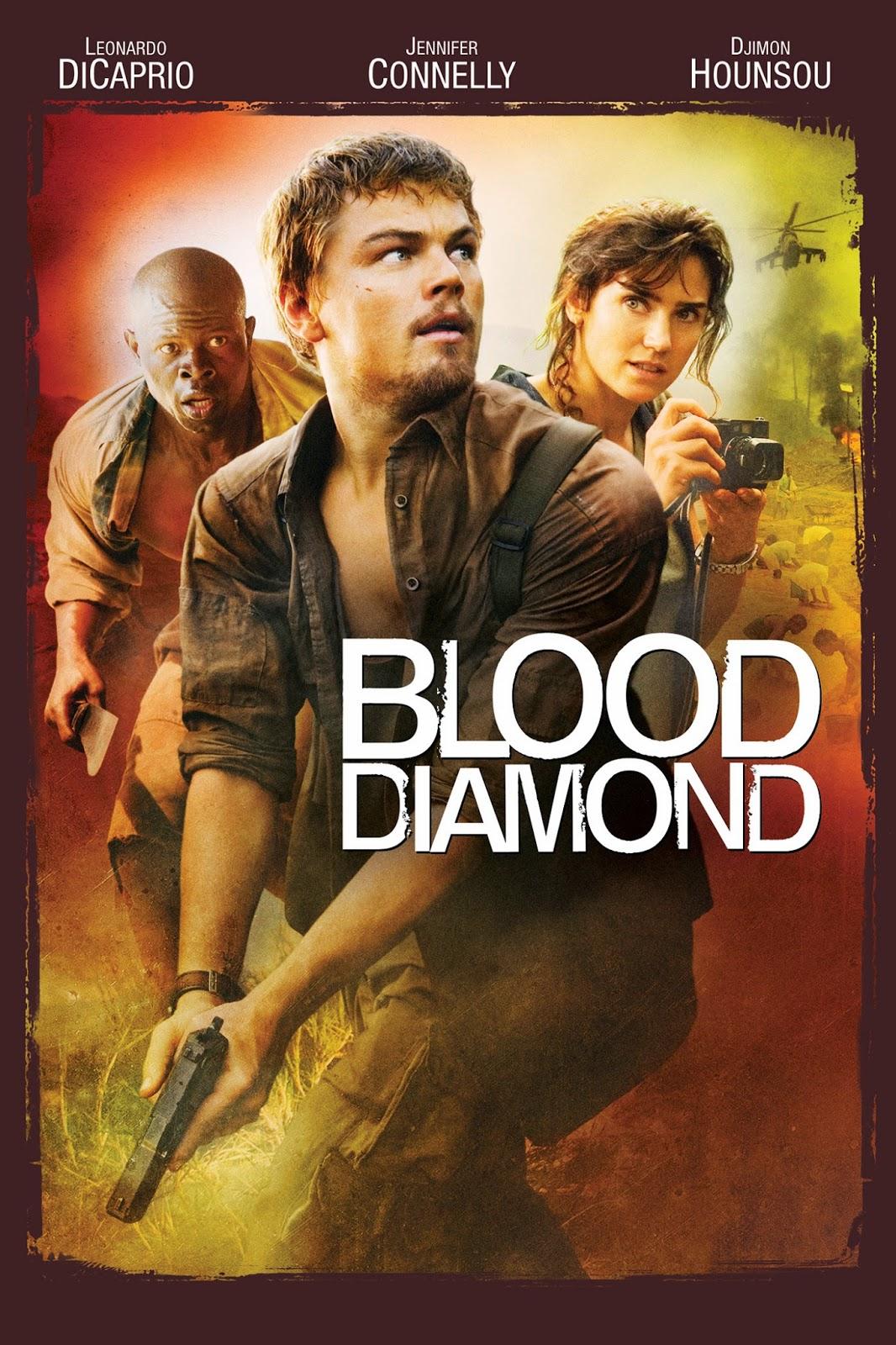 Blood Diamond เทพบุตร เพชรสีเลือด [HD][พากย์ไทย]