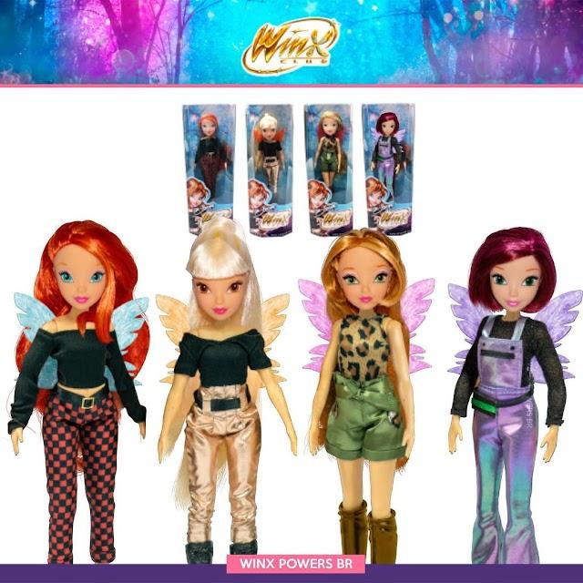Winx Club Dolls: Fashion Doll [Protótipos]