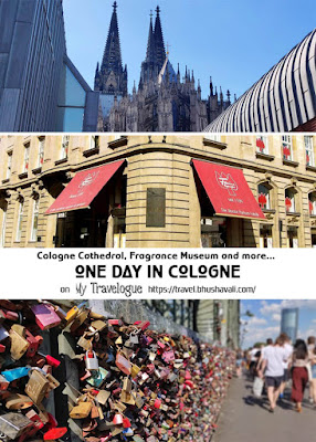 Things to do in One day in Cologne Pinterest