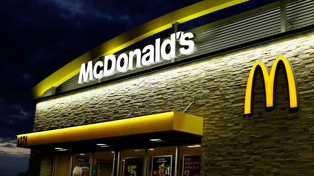 Locales de McDonalds en Hong Kong se quedan sin productos mientras se intensifican las protestas