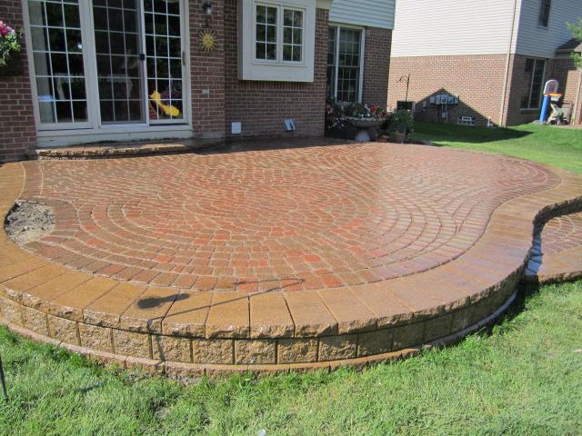 Brick Pavers Canton,Plymouth,Northville,Novi, Michigan,Repair ...