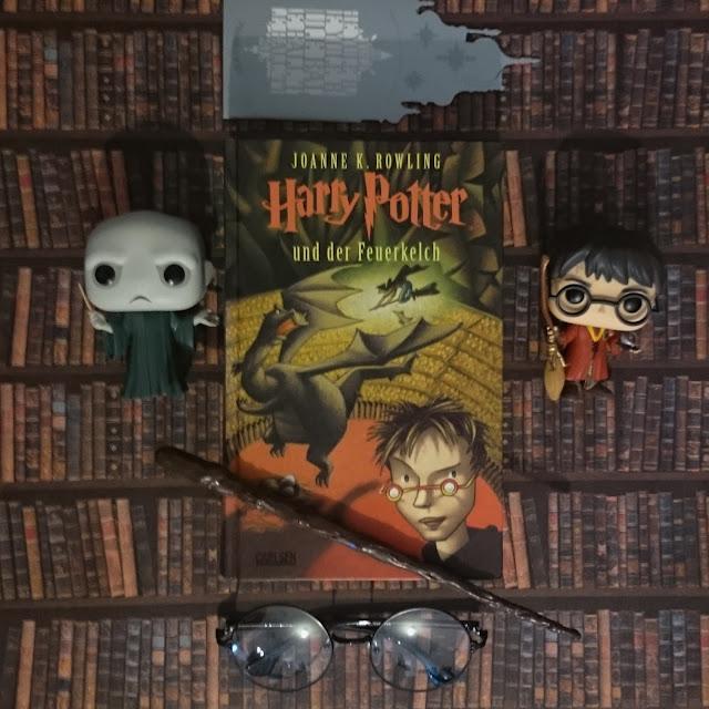 [Rezension] J.K. Rowling - Harry Potter und der Feuerkelch