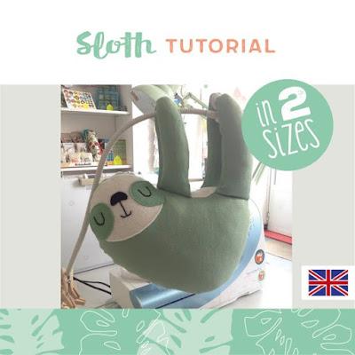 sloth diy