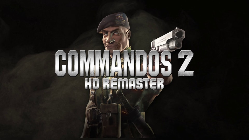 TACTICAL SWITCH: COMMANDOS 2 - HD REMASTER DEPLOYS THIS WEEK TO NINTENDO SWITCH
