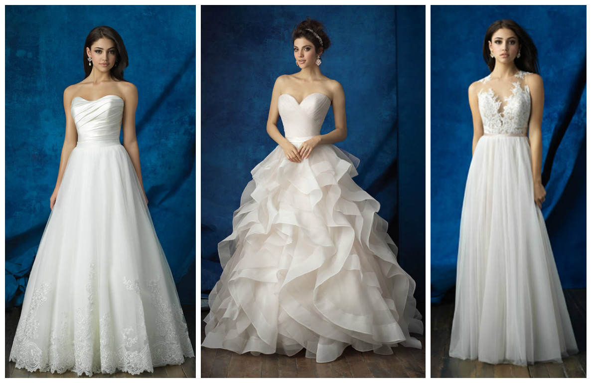 Angelus Bridal and Formal: Create Your Own Wedding Dress With Our ...