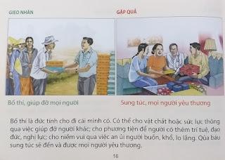 Tranh nhân quả Phật giáo 16