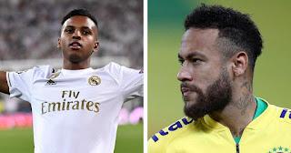 Real Madrid winger Rodrigo reveals he doesn't want to be new Neymar but Rodrigo