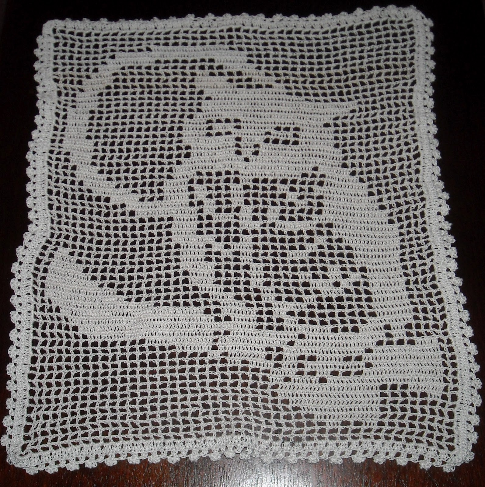 Crochet Doily Patterns With Diagrams Free Wiring Diagram For You