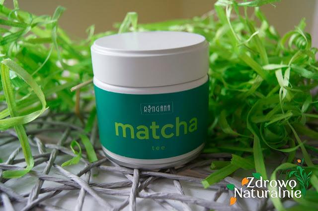 Ringana - Herbata zielona matcha