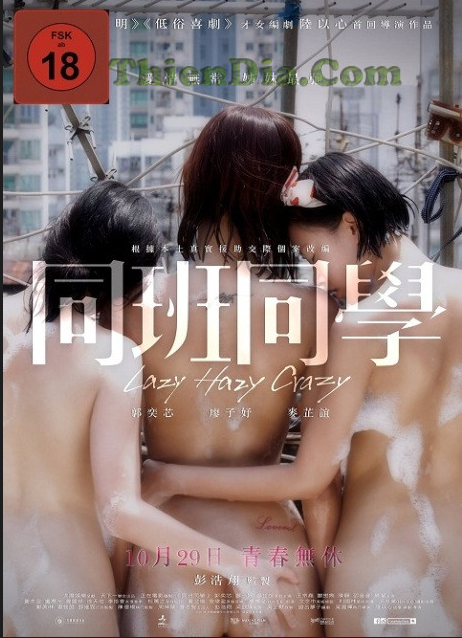Lazy Hazy Crazy Full Korea Adult 18+ Movie Online