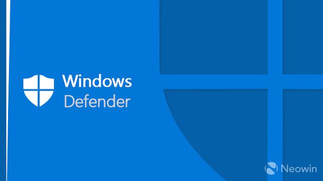 Antivirus Paling Aman Buatan Microsoft : Windows Defender