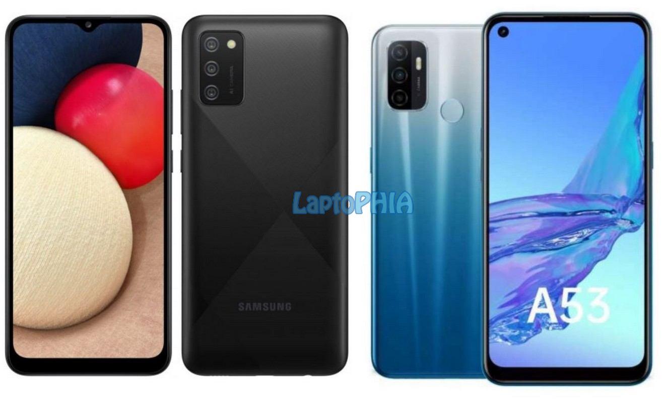Duel Samsung Galaxy A12 vs Oppo A53: Harga Sama, Pilih Mana?