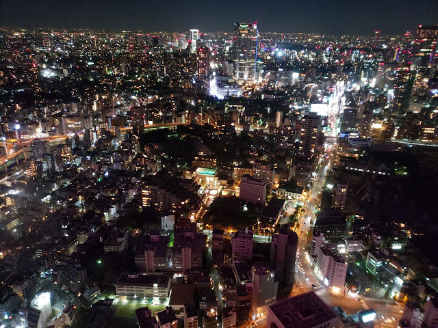 Tokyo Tower - City View © byuu