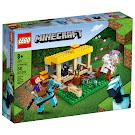 Minecraft The Horse Stable Regular Set