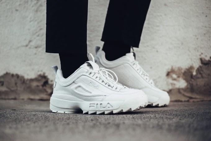 Tips Merawat Sepatu Sneakers dengan Benar