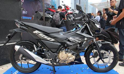 New Suzuki Satria Hybrid Predator Limited Edition