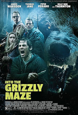 Sinopsis film Into the Grizzly Maze (2015)