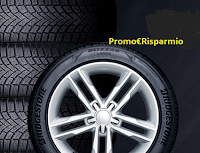 Logo Bridgestone Gioca e vinci gratis una fornitura di pneumatici invernali