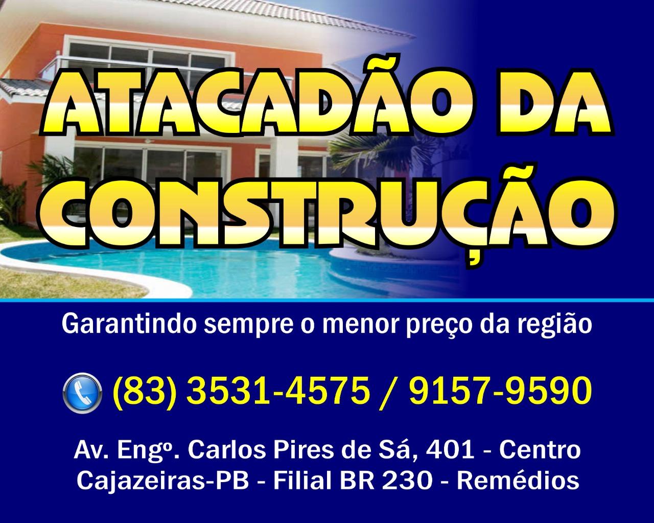 ATACADÃO DA CONSTRUÇÃO