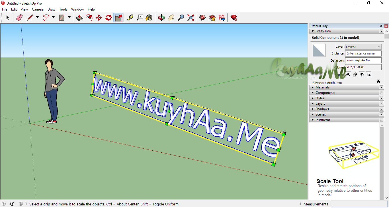 SketchUp Pro terbaru