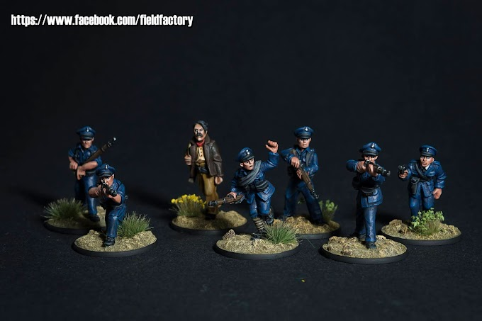 Guardia de Asalto.