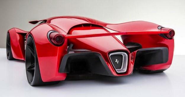 Men's Corner: Will this be the Ferrari F80?