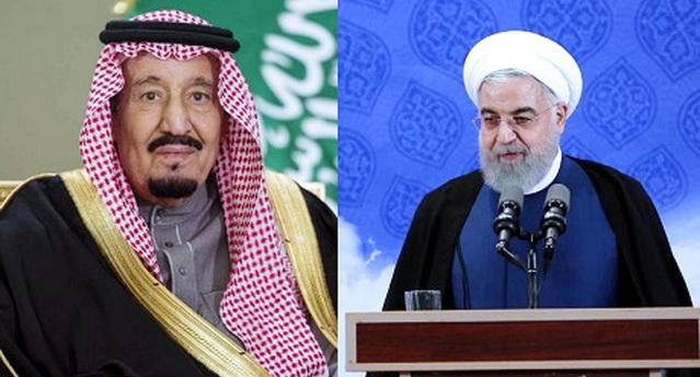 Raja Salman Mendesak Dunia Untuk Mengambil Sikap 'Tegas' Terhadap Iran