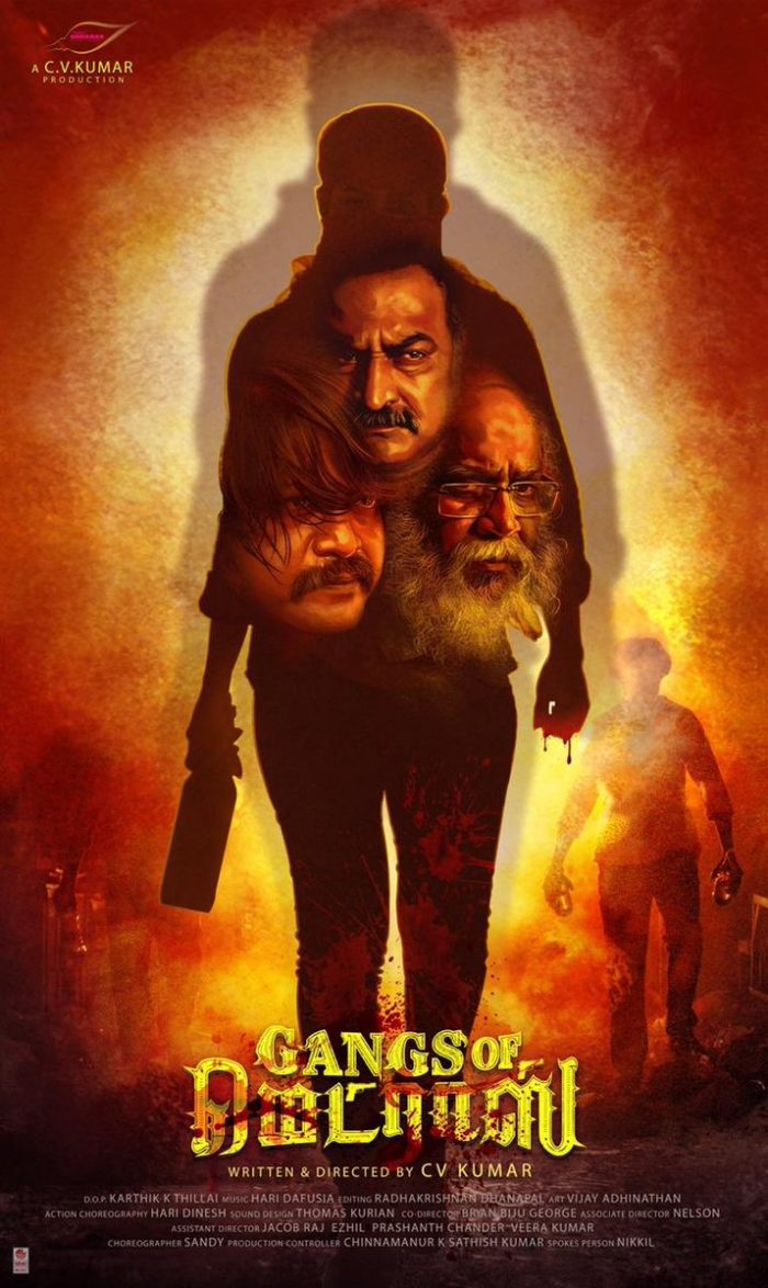 Tamil movie Gangs of Madras 2019 wiki, full star cast, Release date, Actor, actress, Song name, photo, poster, trailer, wallpaper