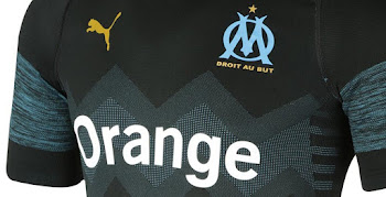 426c23eff97 Puma Olympique Marseille 18-19 Away Kit Released