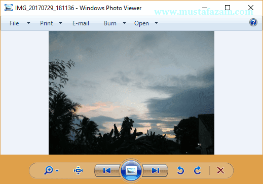 Cara Mengembalikan Windows Photo Viewer Pada Windows 10