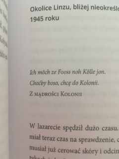 "szłambym, ""Erasmus Deutsch"" Jacek Kafel, fot. paratexterka ©"