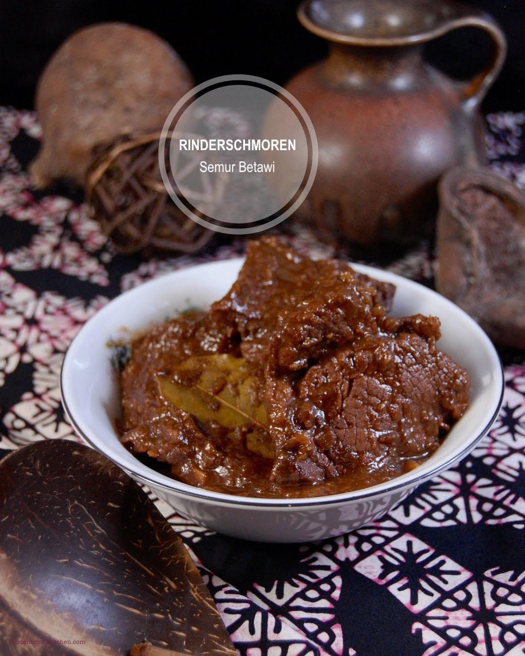 Rezept Rinderschmorbraten im Topf nach Jakarta-Art