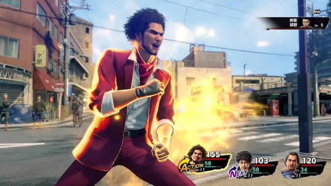 Yakuza: Like a Dragon Review other gameplay snapshot
