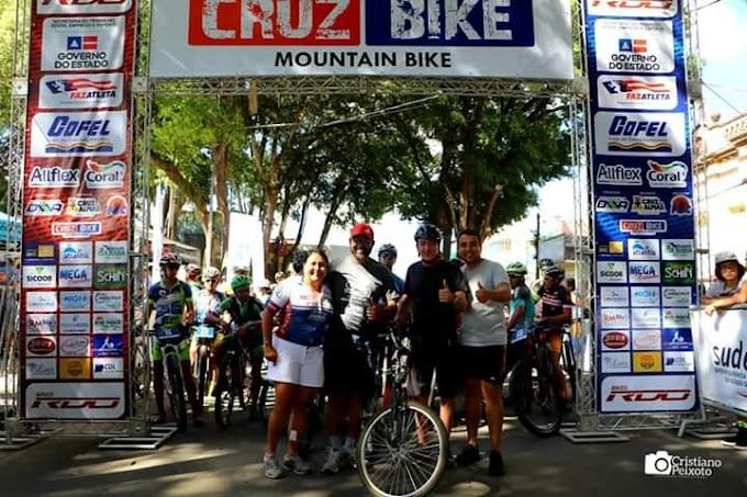 Cruz das Almas realiza a 7ª Edição do Cruz Bike