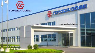 Lowongan Kerja PT Toyoda Gosei Indonesia