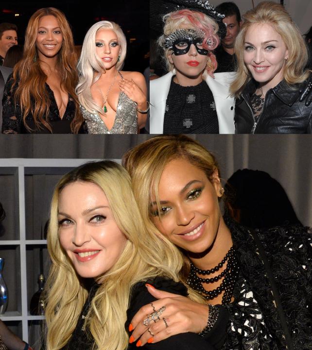 Elas têm o poder: três divas do pop internacional que mostram toda a garra e resistência que só a mulher tem
