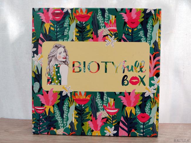 avis biotyfull box septembre sourire