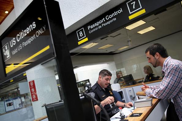 Inmigración para entrar en Estados Unidos, Miami y Orlando